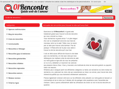 01Rencontre, le guide de la rencontre