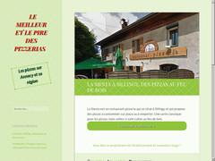 Les pizzerias à Annecy