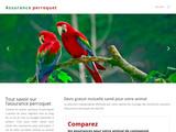 Souscrire à une assurance perroquet en ligne
