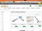 profilé aluminium LED