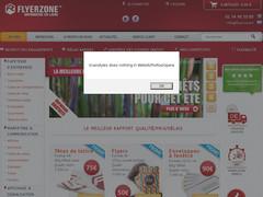 Imprimerie en ligne : flyer, stickers pas cher