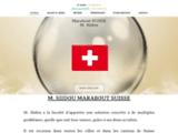 M. Siidou, marabout en Suisse spécialiste pour le retour de l'être aimé