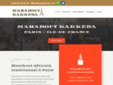 Marabout à Paris : Trouver la paix