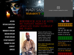Marabout africain et guérisseur à Paris