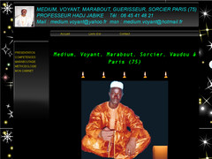 Medium marabout Hadj Jabike