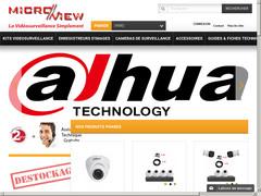 Videosurveillance pour maison et entreprise