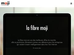 Moji, fournisseur d'accès Internet