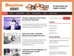 Monsieurcredit.fr