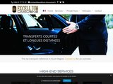Visit Toulon by a limousine