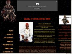 Vaudou sorcier Africain Maitre Jacob