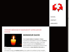 Voyant David en Suisse