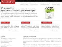 Webcalendrier.com