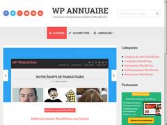 Annuaire de prestataires WordPress