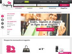 Marketplace Shoppinity, les meilleures boutiques en ligne